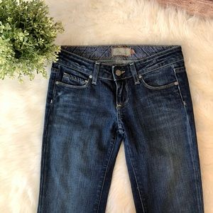 Paige bootcut Laurel Canyon Jeans 25